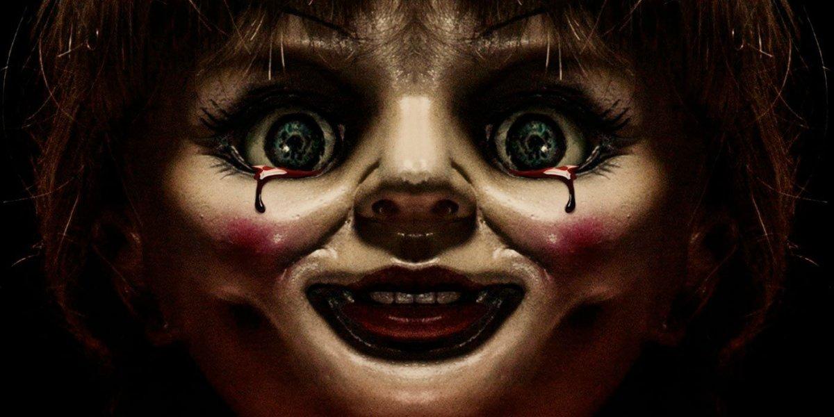 Prawie jak laleczka Chucky [recenzja: Annabelle: Narodziny zła]