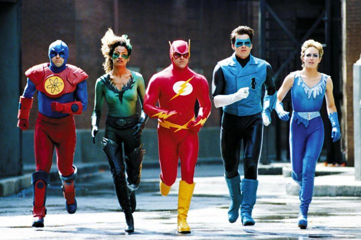 Justice League of America (1997) CR: DC