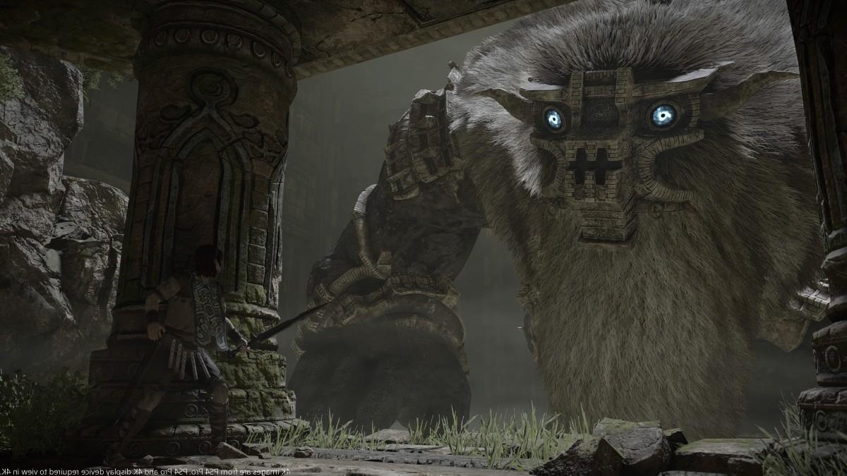 Dusza gracza [Recenzja: Shadow of The Colossus]
