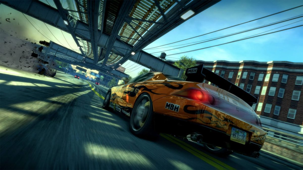 TAKEDOWN!!! [recenzja: Burnout Paradise Remastered]