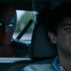 mk1130_comp_v3031.1056 – Ryan Reynolds (Deadpool) and Karan Soni (Dopinder) in Twentieth Century Fox's DEADPOOL 2. Photo Credit: Courtesy Twentieth Century Fox.