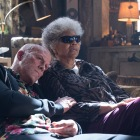 DF-09880 – Ryan Reynolds (Deadpool) and Leslie Uggams (Blind Al) in Twentieth Century Fox's DEADPOOL 2. Photo Credit: Joe Lederer.