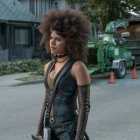 DF-18772_R – Zazie Beetz as Domino in Twentieth Century Fox's DEADPOOL 2. Photo Credit: Joe Lederer.