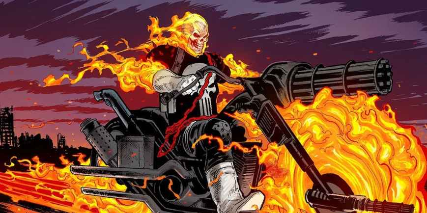 Punisher-Ghost-Rider-Marvel-Comic
