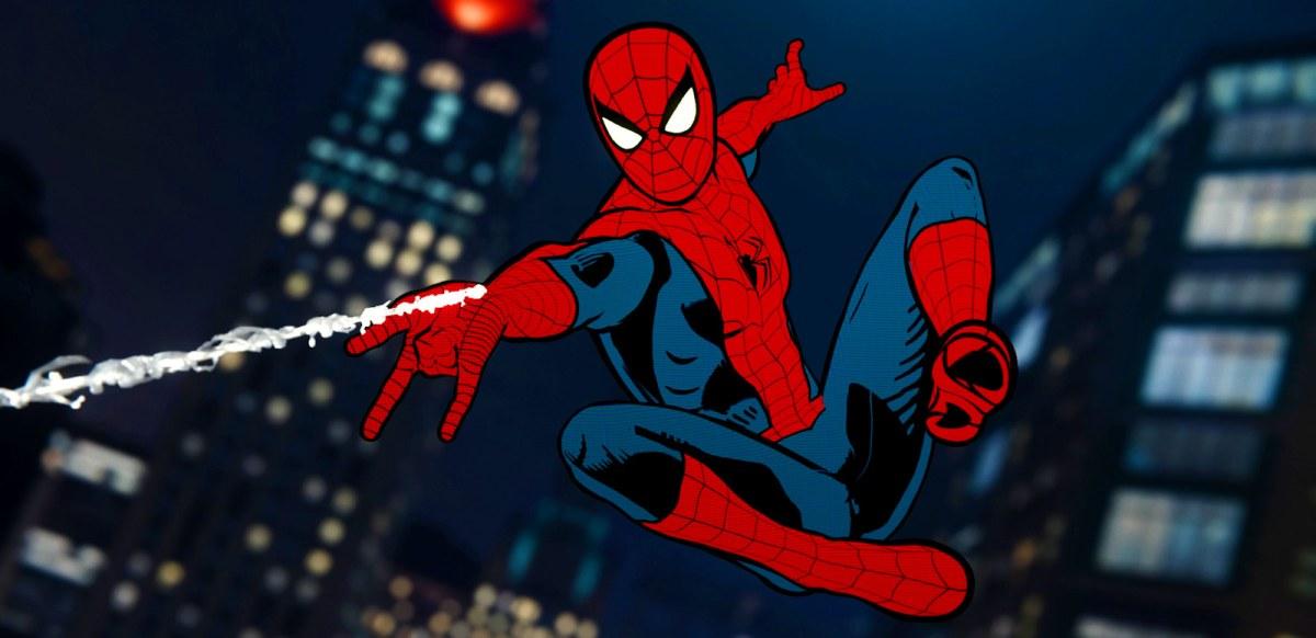 Jestem w komiksie [recenzja: Spider-Man PS4]
