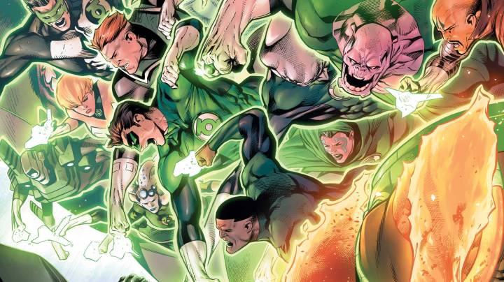 Greatest-Green-Lanterns